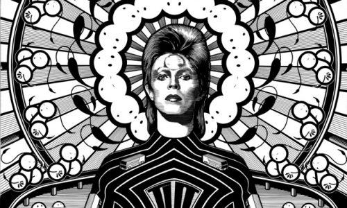 The New York Times brengt een Bowie-expositie met AR naar je telefoon