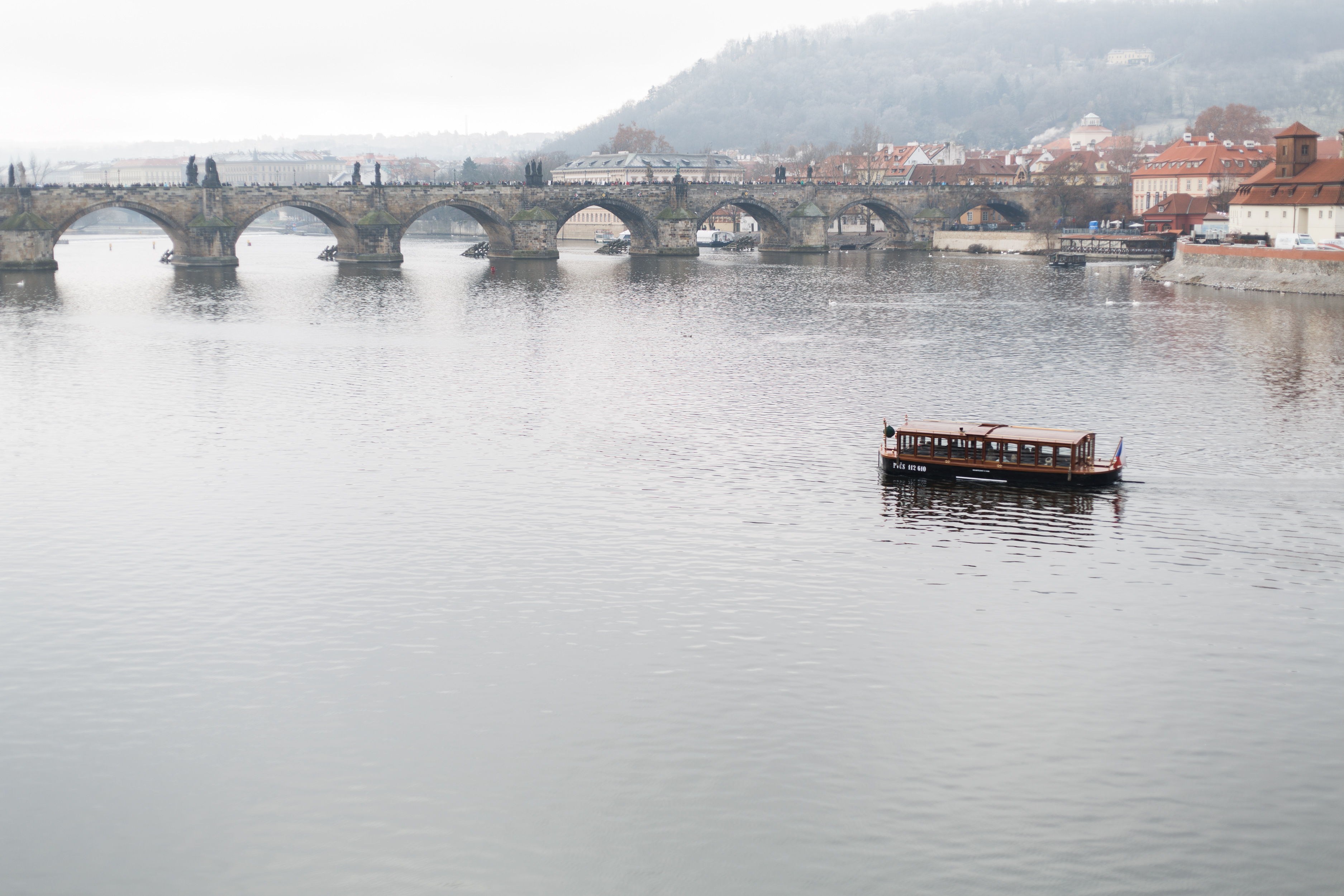 De karelsbrug oftewel karluv most