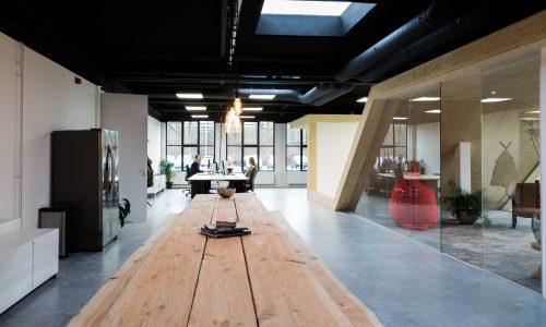 De mooiste kantoren van Nederland: Triggerfish!