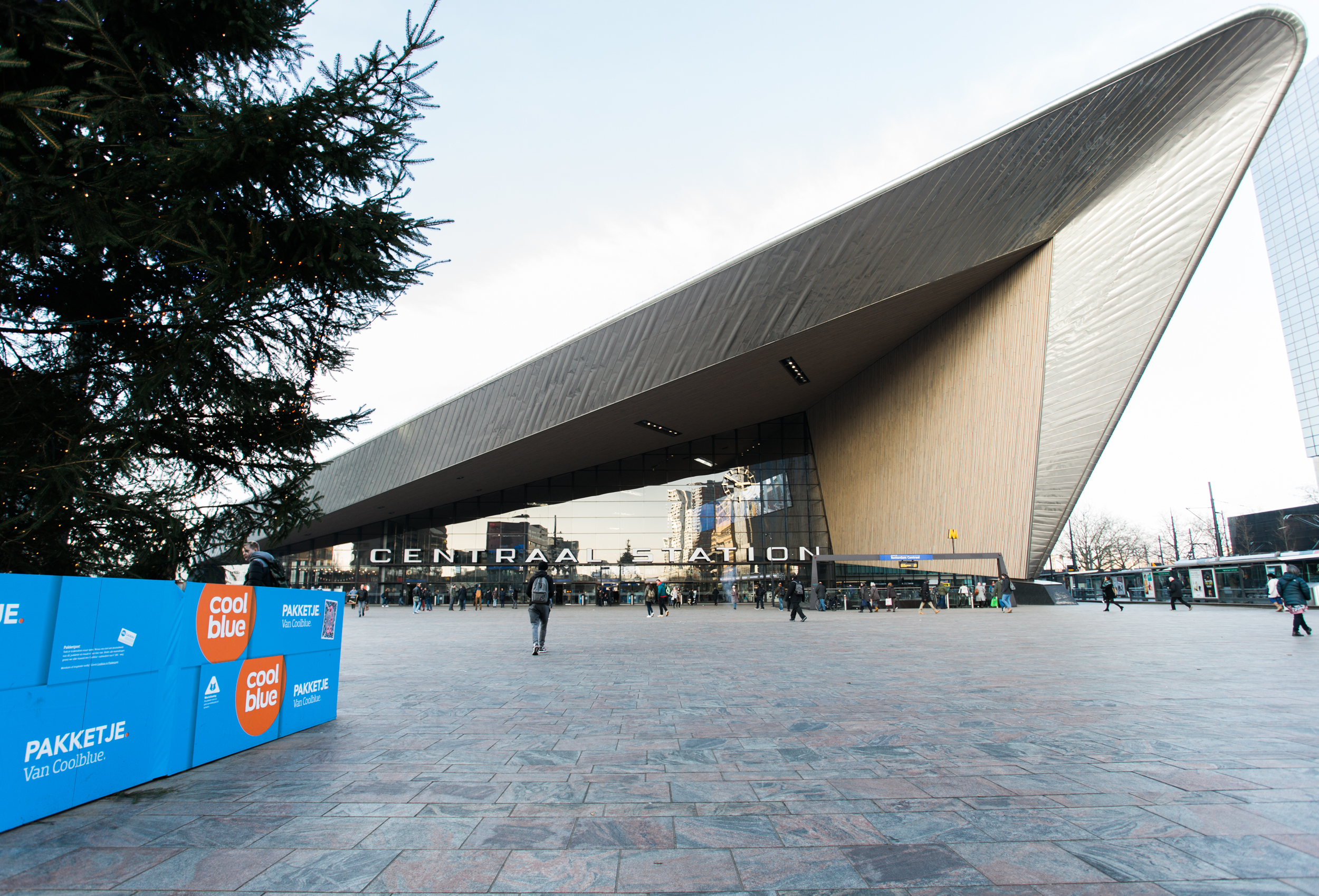 Coolblue-office-Rotterdam-centraal