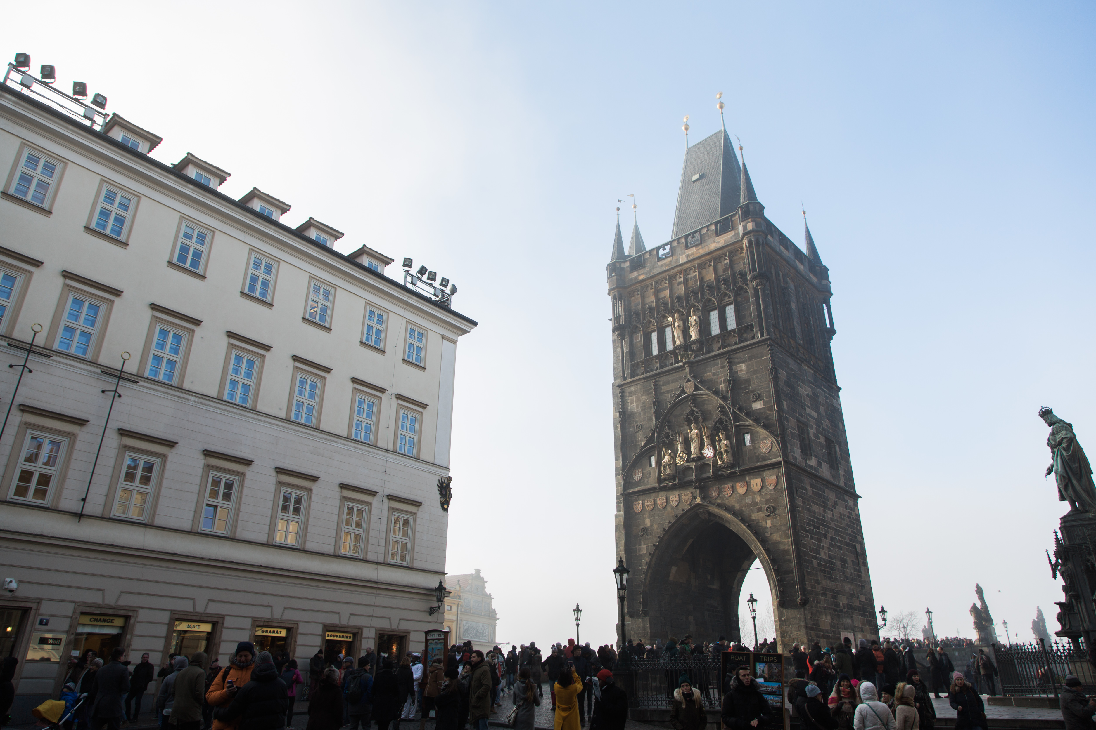 De gotische toren