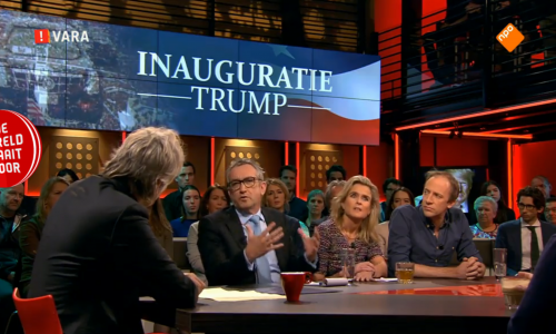 De sfeer op Twitter: President Trump verscheurt ook Nederland