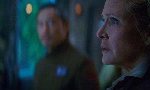 Princess Leia zou nog een grote rol spelen in Star Wars Episode IX