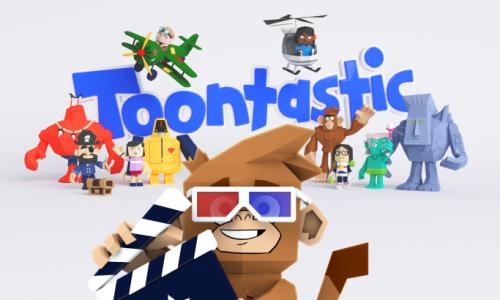 Met Google Toontastic 3D maak je je eigen tekenfilm!