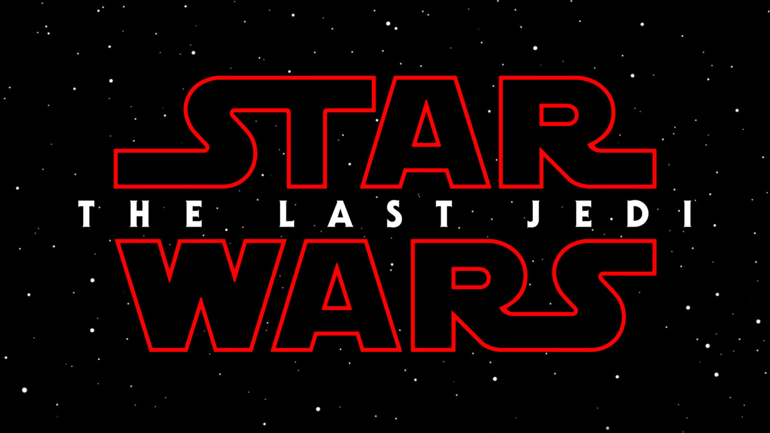 Star Wars Episode VIII: The Last Jedi