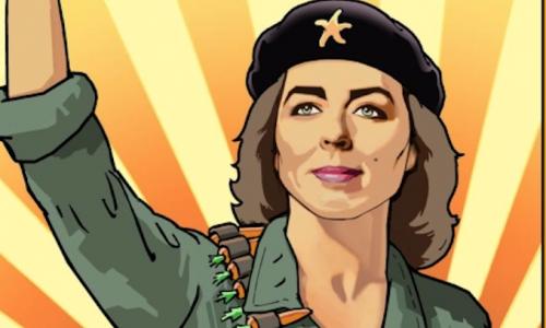 Dit is het verhaal achter de Ché Guevara-poster van de Partij voor de Dieren