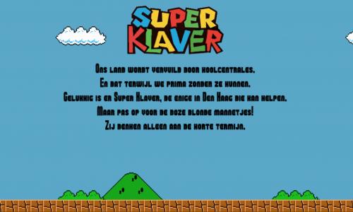 Dit SuperKlaver spel wil je spelen in aanloop naar de verkiezingen