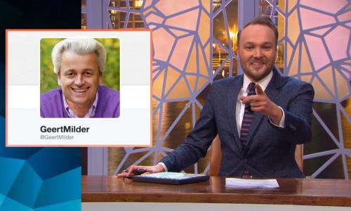 'Geert Milder' heeft al meer dan 20.000 volgers in twee dagen