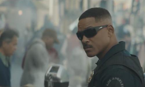 Netflix releaset eerste beelden van actiefilm Bright met Will Smith