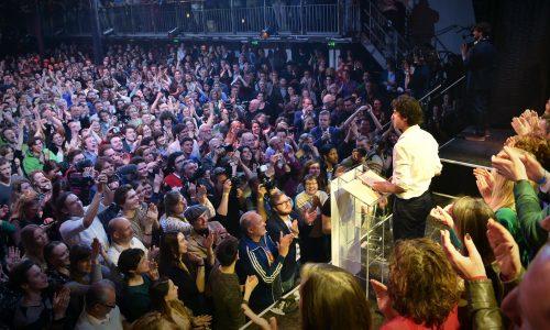 The day after: Hoe reageren jonge stemmers op de verkiezingsuitslag?