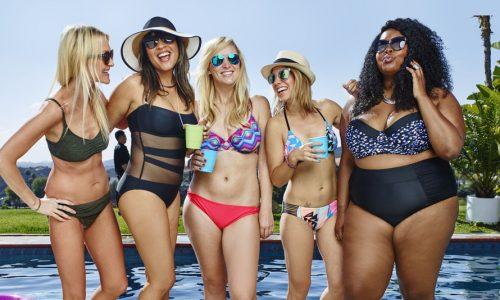 Target lanceert badmode-campagne zonder gebruik van photoshop