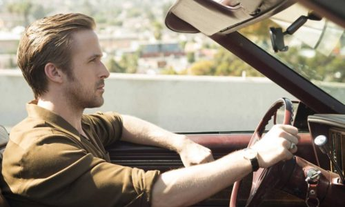 Ryan Gosling als Neil Armstrong te zien in biografische film First Man
