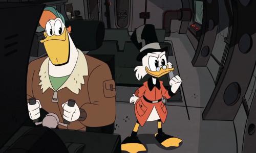 Jeugdsentiment: Donald Duck en Dagobert Duck keren terug in nieuwe serie DuckTales