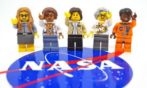 Lego geeft inspirerende NASA-vrouwen een plek in haar collectie