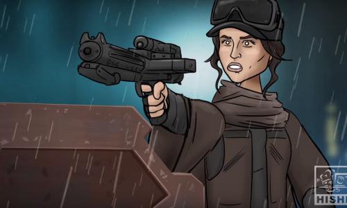 Zo had Rogue One: A Star Wars Story moeten eindigen