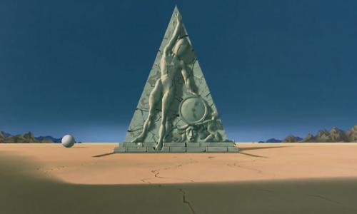 Maandagochtend-magie: De vergeten film van Salvador Dali en Disney