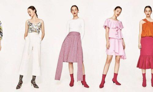 Zara heeft een nieuwe online shopping-tool die al je maatproblemen oplost