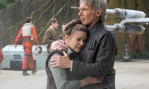 Onze gebeden zijn verhoord: Carrie Fisher verschijnt alsnog in Star Wars Episode IX
