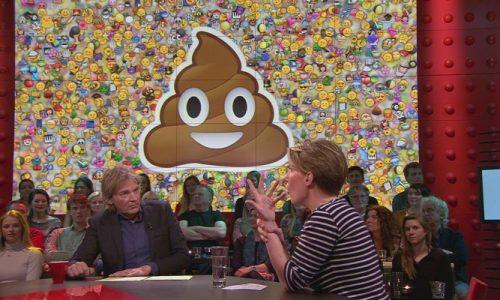 DWDD: Paulien Cornelisse laten praten over emoji is een moedige keuze
