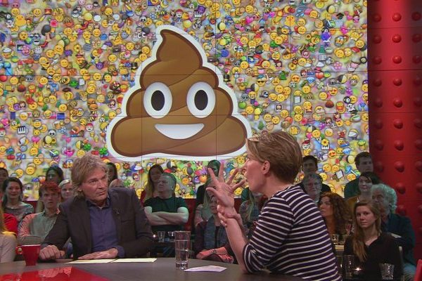 Paulien Cornelisse en emoji