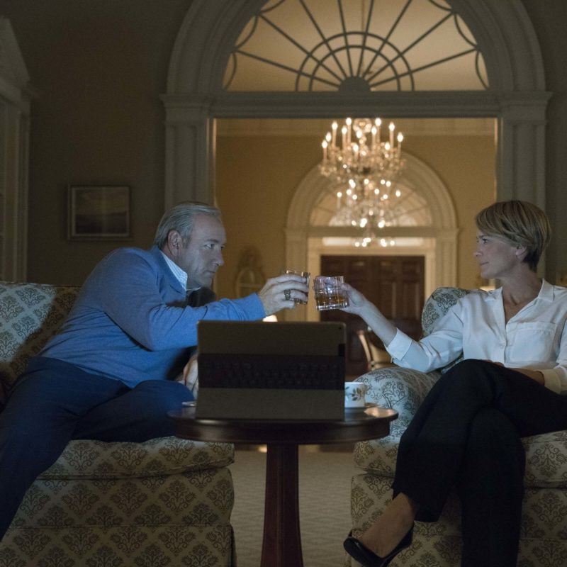 trailer House of Cards seizoen 5