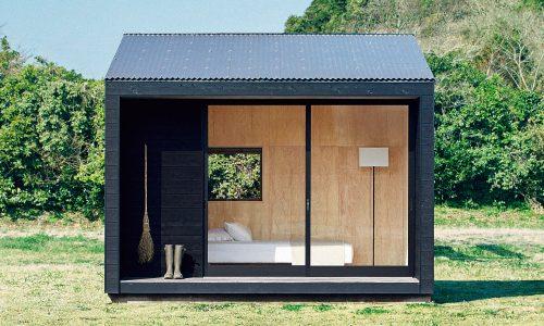 Wonen op 9 vierkante meter: Japanse Hema start met verkoop Muji Hut