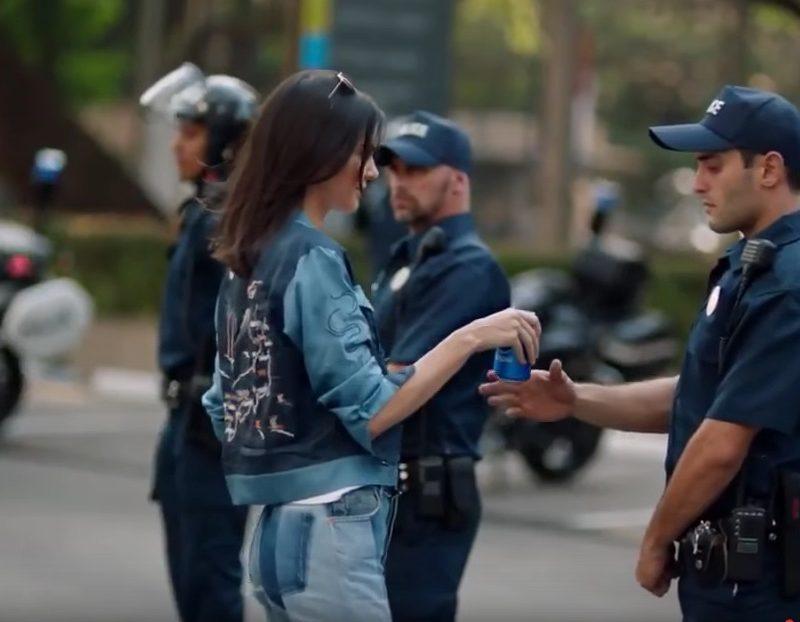 Pepsi Kendall Jenner