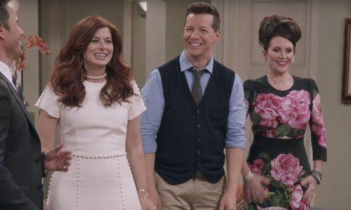 Bekijk de eerste teaser van het nieuwe Will & Grace seizoen