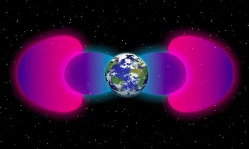 De mensheid heeft per ongeluk een beschermende bubbel om de aarde gemaakt