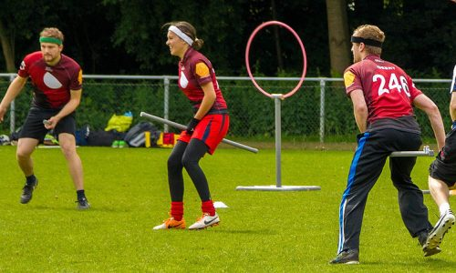 Wij spraken met de beste zwerkbalspeler van Nederland: En ja, dat is een echte sport