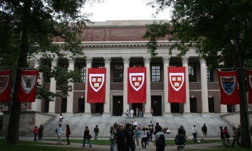 Harvard feuten van school getrapt na seksistische Facebook stunt