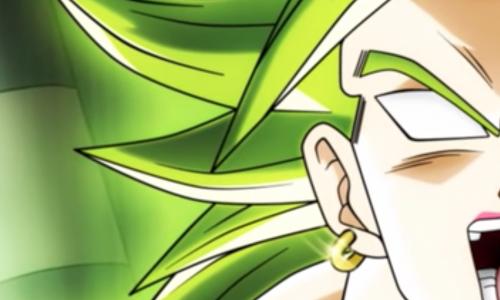 Dragon Ball heeft een nieuwe vrouwelijke Legendary Super Saiyan