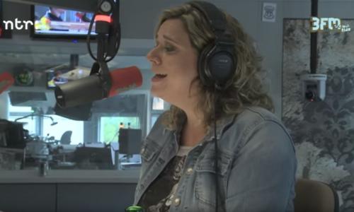 Roosmarijn Reijmer breekt een lans voor meer vrouwelijke DJ's en muzikanten op de radio