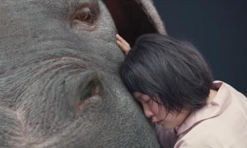 Okja: de nieuwe superheld van Netflix staat nu online