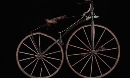 Hoera! De fiets bestaat vandaag 200 jaar