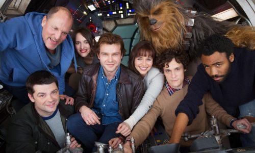 Ron Howard is de nieuwe regisseur van de Han Solo spin-off en dit is zijn aandoenlijke reactie