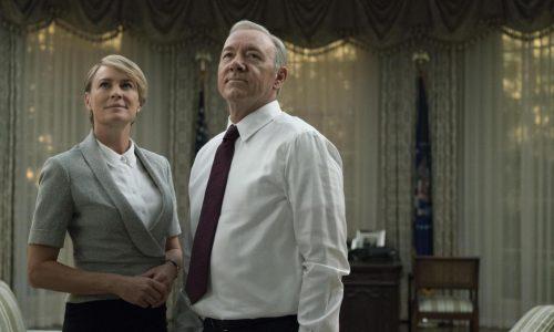 Drie vragen over het nieuwe seizoen van House of Cards