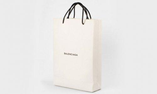 Balenciaga baseert wederom een dure it-bag op de goedkope shopper