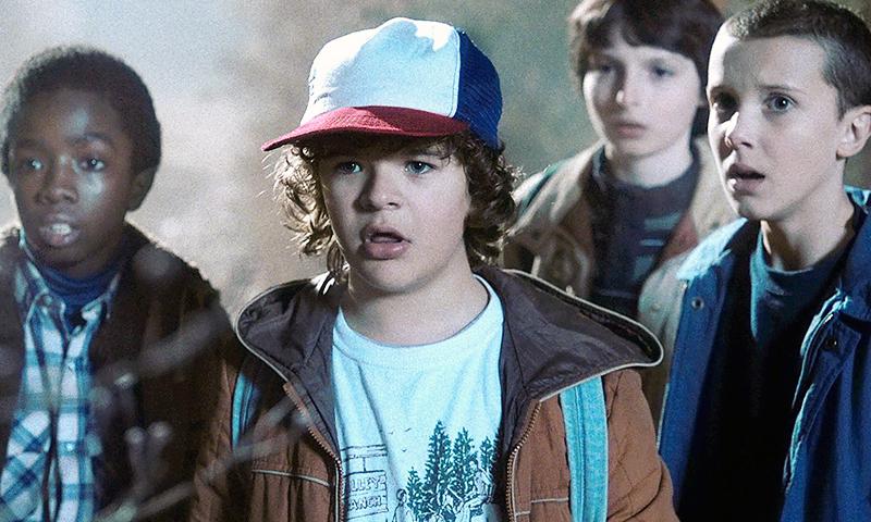 Stranger Things, Dustin