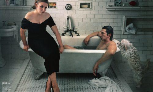 Lena Dunham wordt de nieuwe ster in 'American Horror Story'