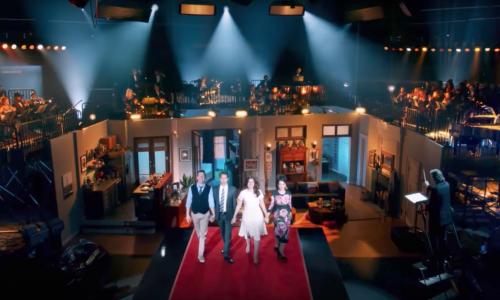 Will & Grace luidt juli in met een jazzy promo