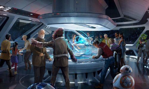 Dit Stars Wars hotel opent in 2019 en wij kunnen niet wachten