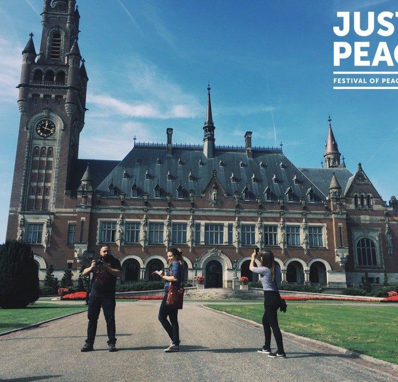Just Peace festival