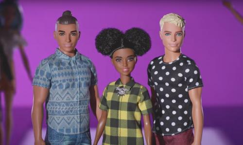 Barbie's vriendje Ken sluit zich aan bij de hipsters met heuse 'man bun'