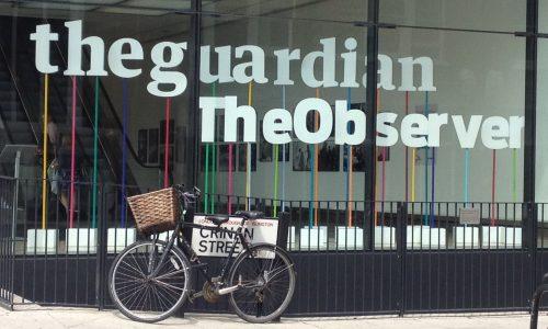 The Guardian opent non-profit organisatie voor meer onderzoeksjournalistiek