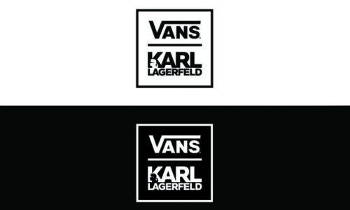 Modekoning Karl Lagerfeld gaat samenwerking aan met het streetwise Vans