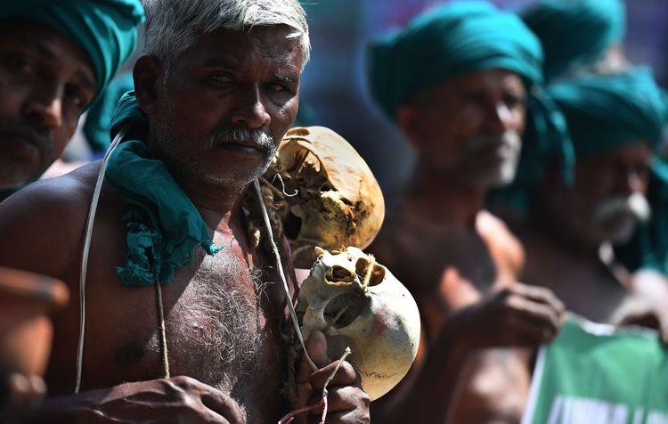Indiase boeren