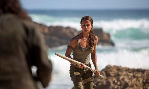 Onheilspellende teaser werpt eerste blik op nieuwe Lara Croft: Alicia Vikander