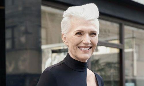 Het nieuwe gezicht van make-up merk CoverGirl is 69 jaar oud