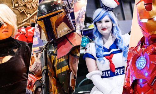 Ontmoet Darth Vader en Lotte Verbeek tijdens Dutch Comic Con 2017 [winactie!]